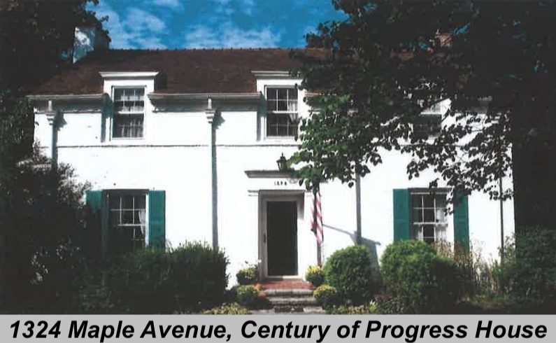 Century of Progress House