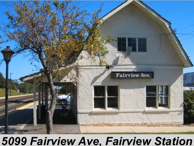 Fairview Train Station
